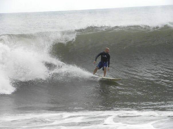 surfing spots in Sardinia Capu Mannu - photo courtesy of Simone Piras