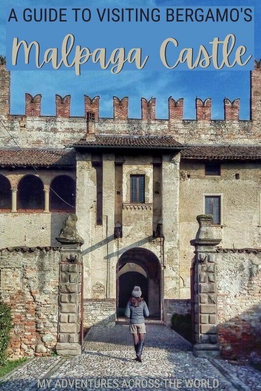 Discover how to visit Castello di Malpaga - via @clautavani