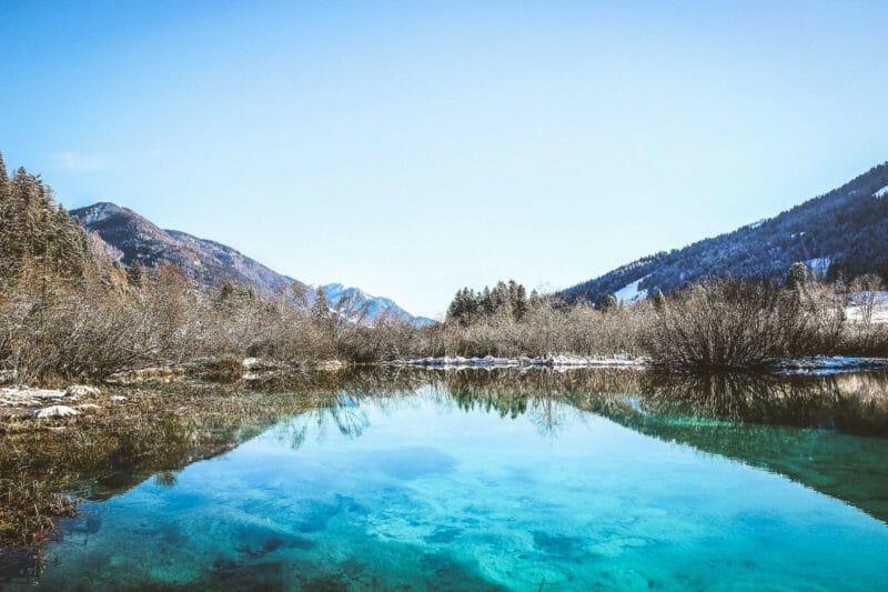 Kranjska Gora Velenci Nature Reserve