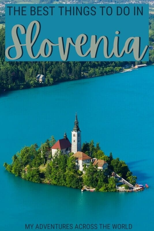 Read about the best things to do in Slovenia - via @clautavani
