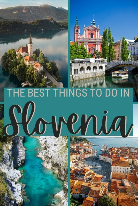 Discover the best things to do in Slovenia - via @clautavani