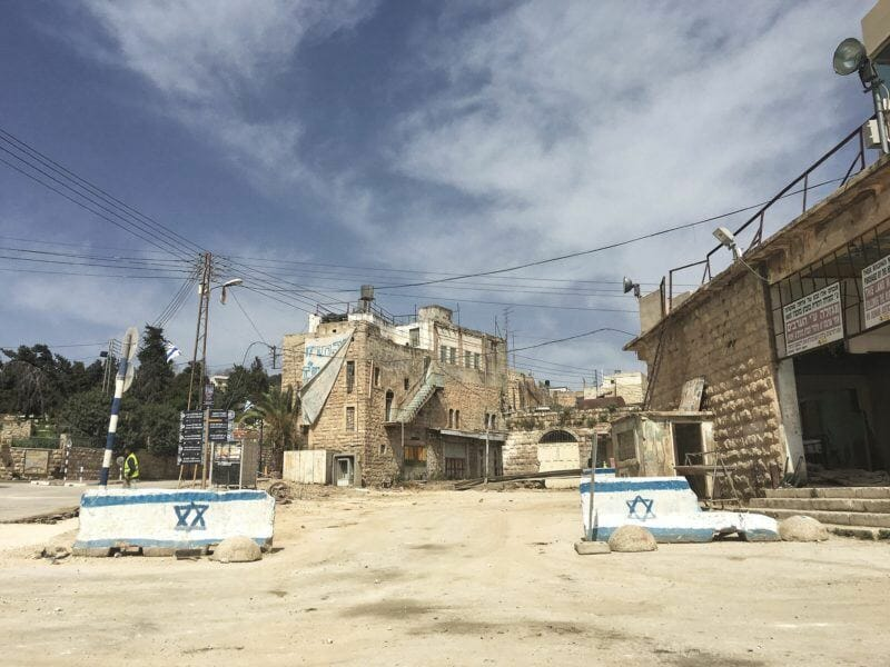 West Bank Hebron tour