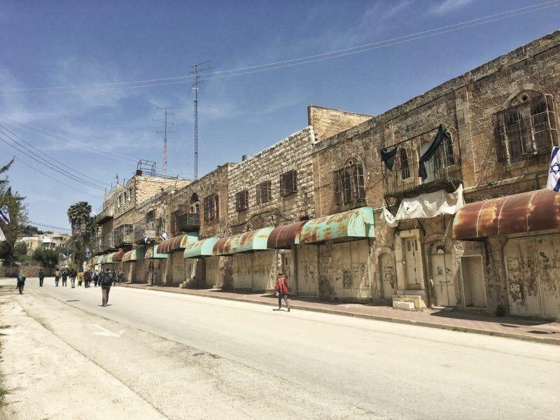 tour of Hebron