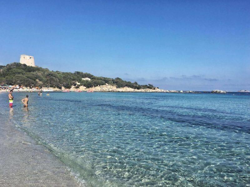 Sardinia beaches