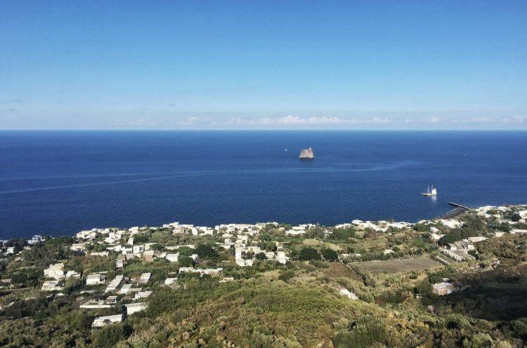 Mount Stromboli