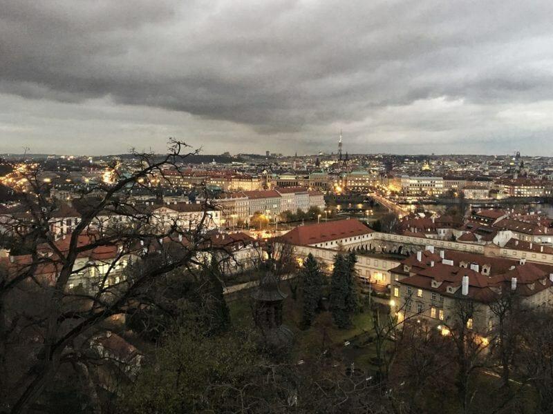 winter in Czech Republic