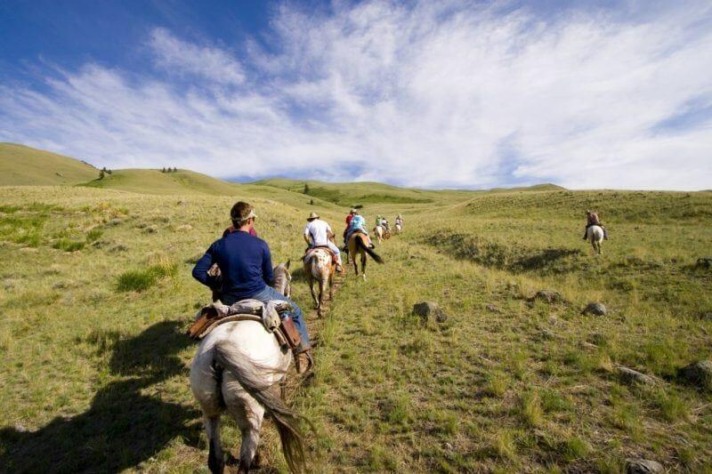 trip to Yellowstone