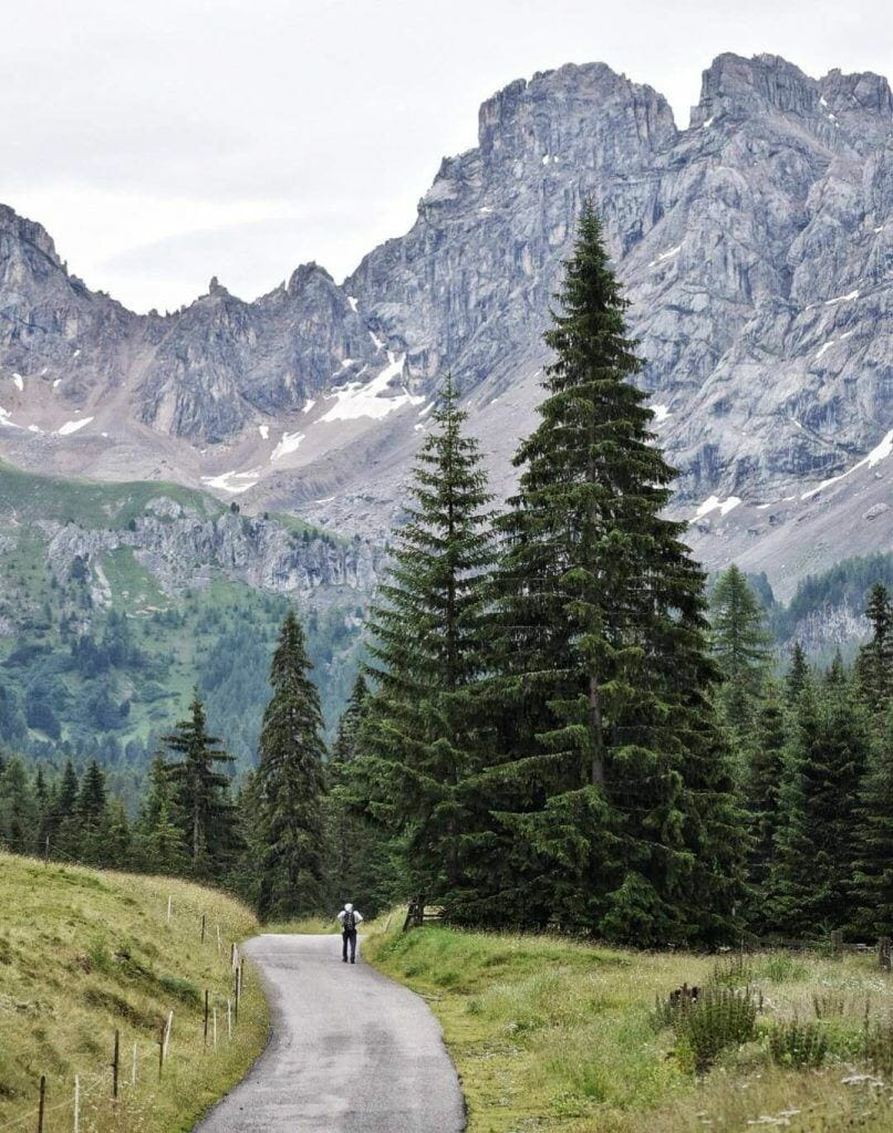 hikes in the Dolomites
