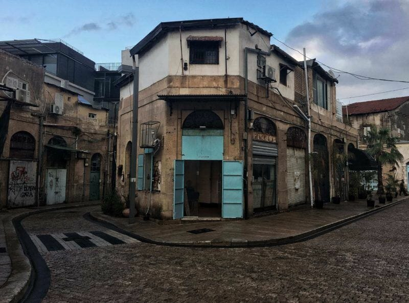 accommodation in Tel Aviv