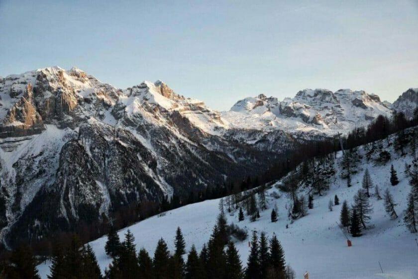ski in Val di Sole