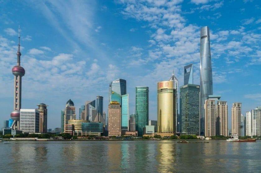 travel to Shanghai
