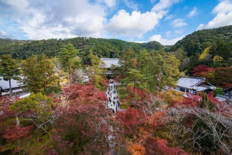 Japan itinerary