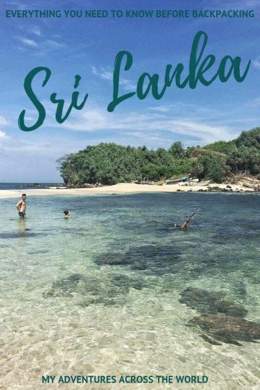 Find out what you need to know before visiting Sri Lanka - via @clautavani