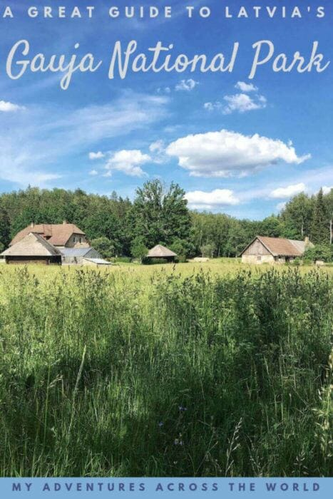 Find out everything you should know about Gauja National Park, Latvia - via @clautavani