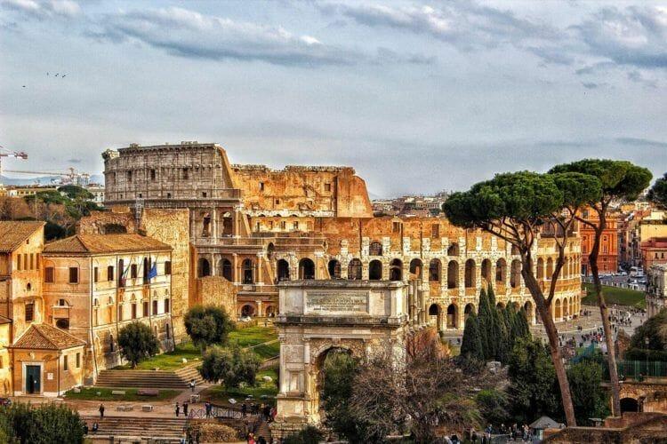 week in Rome