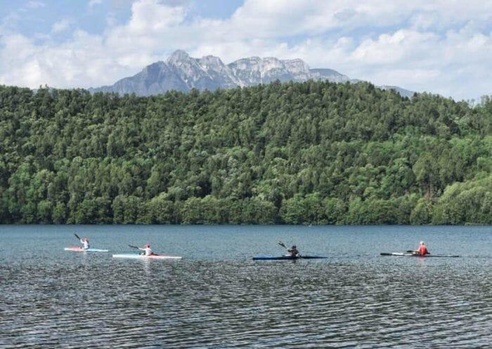 Levico Lake