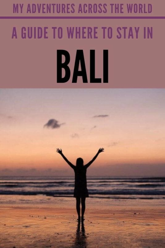 Learn about the best accommodation options in Bali - via @clautavani