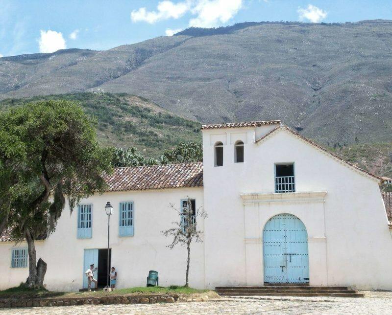 Villa de Leyva building