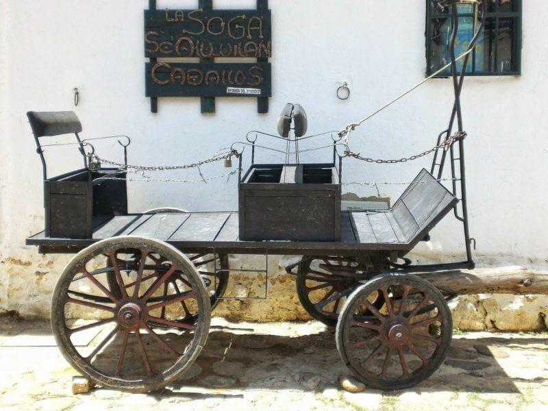 Villa de Leyva finds