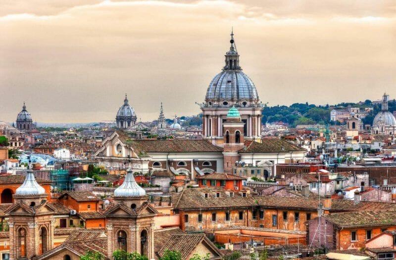 Rome secret places