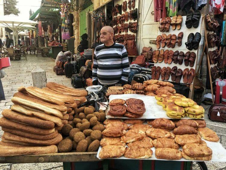 Israeli bread