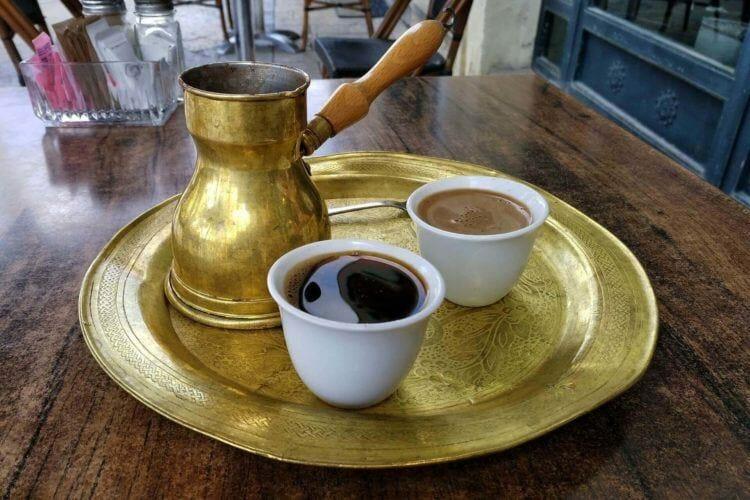 Israeli coffee