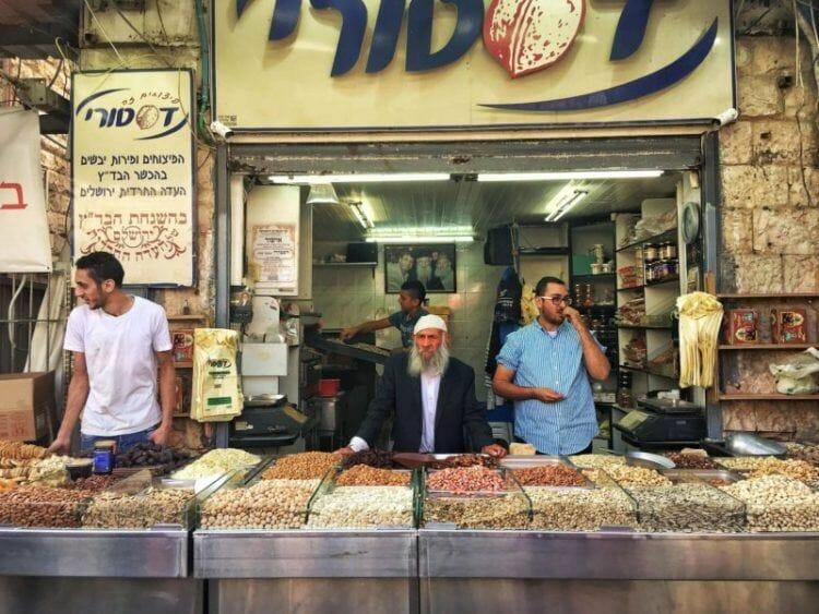 markets in Israel