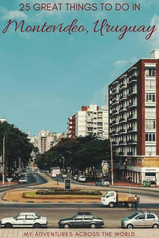 Discover Montevideo attractions - via @claudiatavani