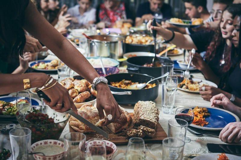 A Shabbat dinner with Betzavta