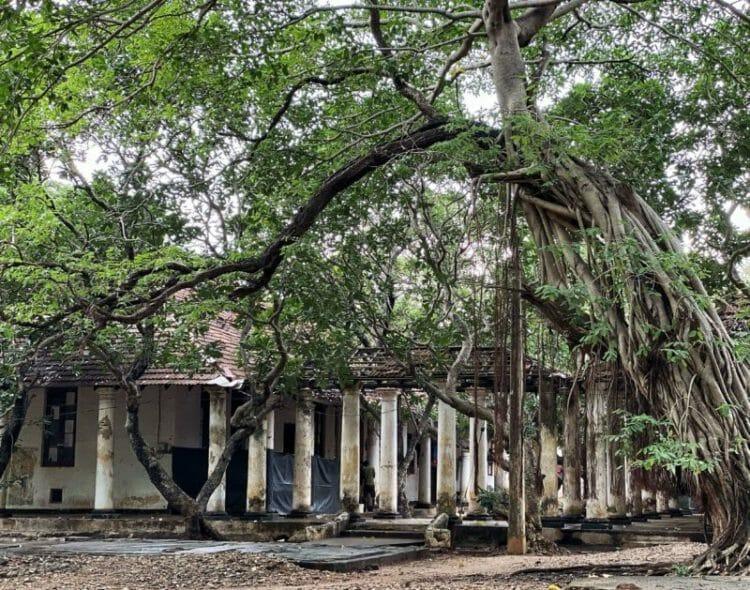 Fort Frederick Trincomalee Sri Lanka