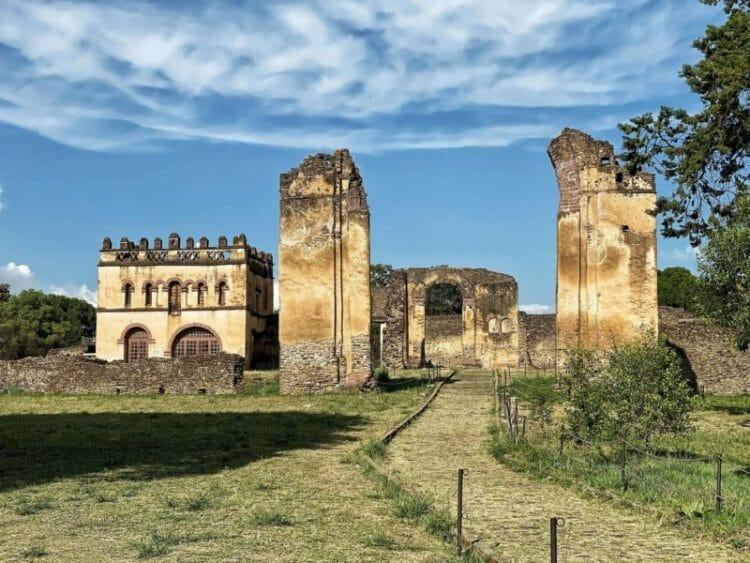 Castle of Gondar