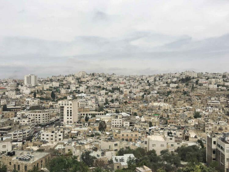 Travel to Palestine Hebron