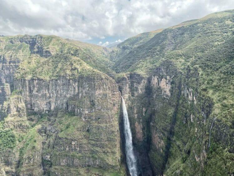 Jinbar Waterfalls