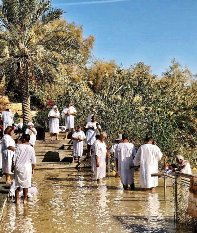 Jordan River Palestine