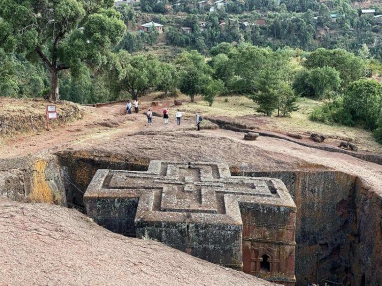 Lalibela places to visit in Ethiopia