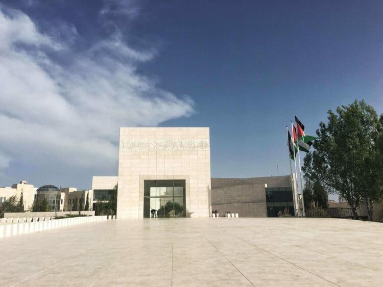 Arafat Mausoleum in Ramallah