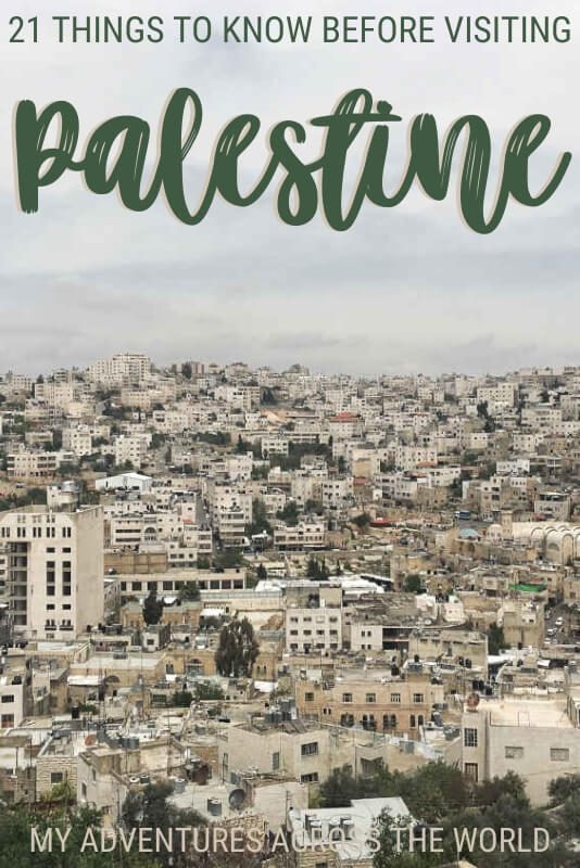 Find out what to see and do in Palestine - via @clautavani