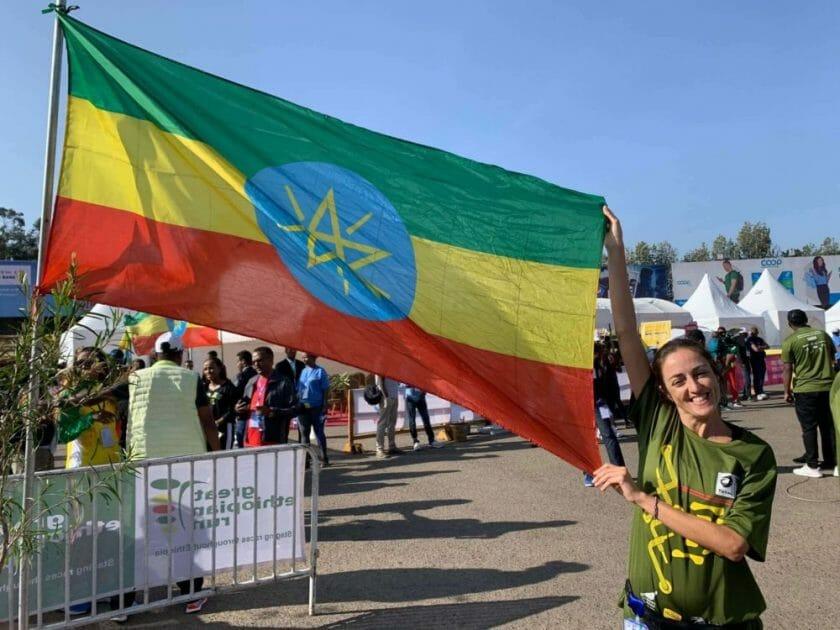 Running the Great Ethiopian Run