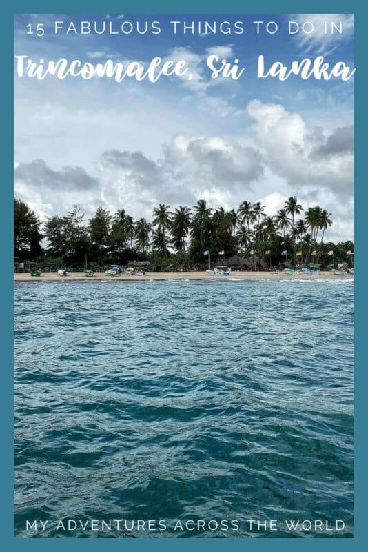 Discover what to see and do in Trincomalee Sri Lanka - via @clautavani