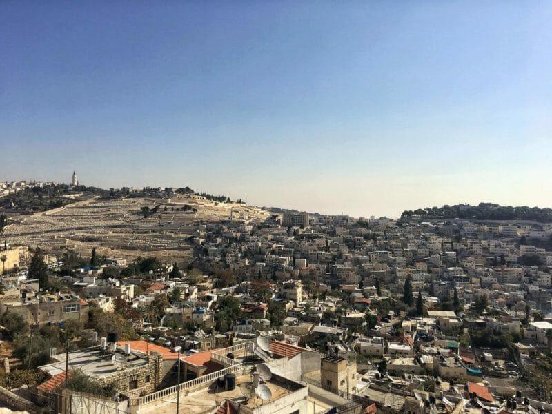 Tower of David views