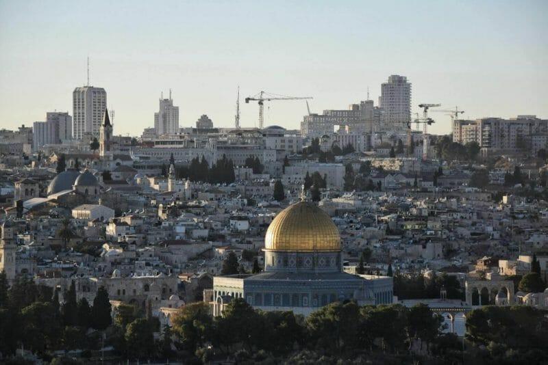 Day trips from Tel Aviv Jerusalem