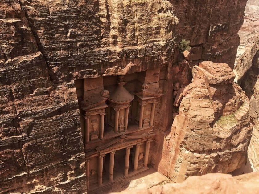Petra day trips from Jerusalem