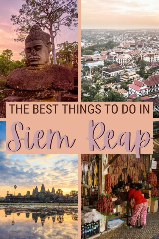 Discover the best things to do in Siem Reap - via @clautavani