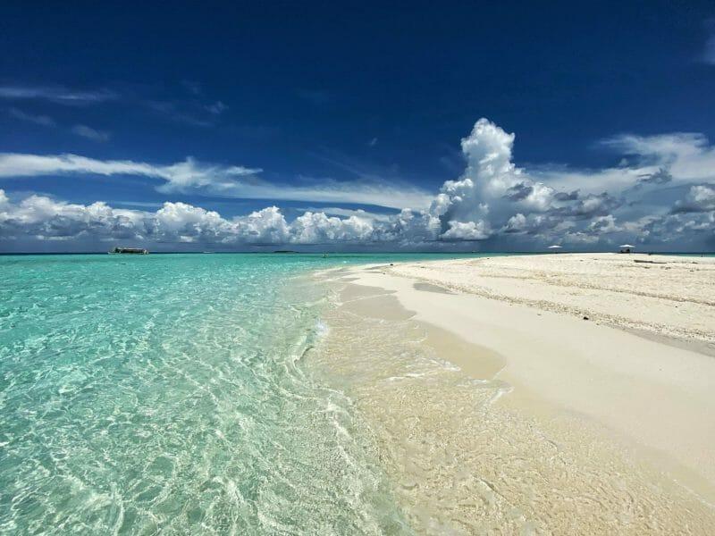 local islands sand bank