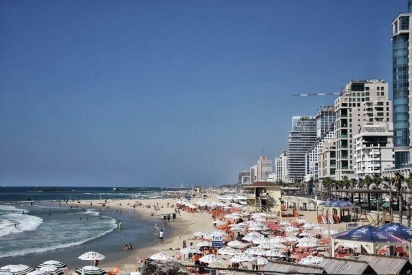 Abraham Hostel Tel Aviv