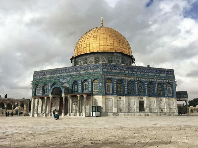 visit Temple Mount