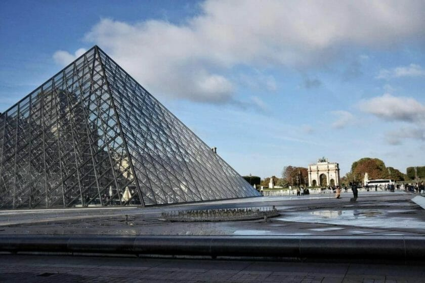 Paris in 4 days