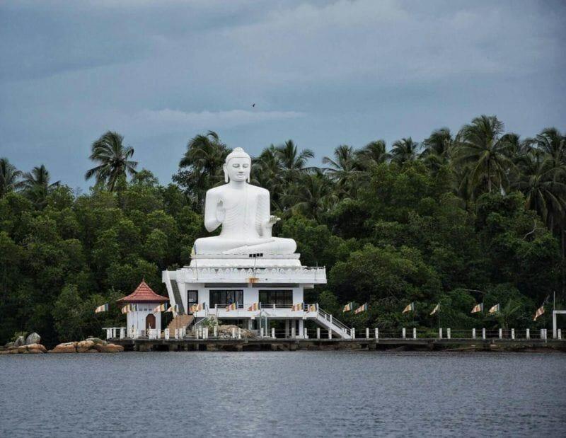 Temples near Bentota