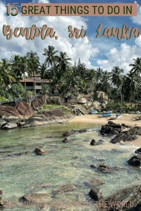 Read about the things to see and do in Bentota - via @clautavani