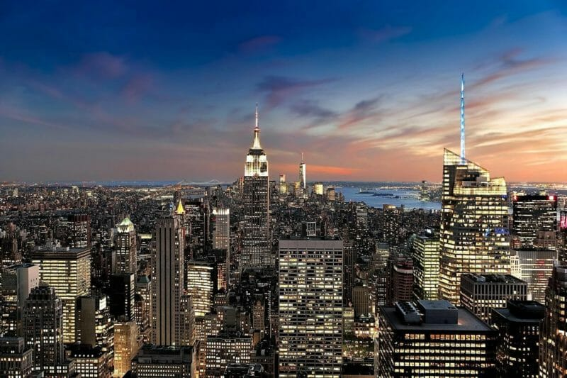 Views in New York